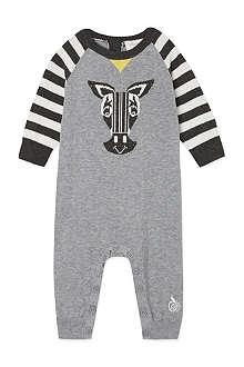 BONNIE BABY Zebra playsuit 0-12 months