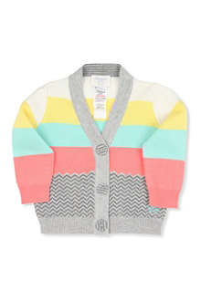 BONNIE BABY Striped cardigan 6-14 months