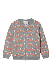 BONNIE BABY Fergie knitted cardigan 2-3 years