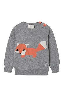 BONNIE BABY Fox jumper 3-24 months
