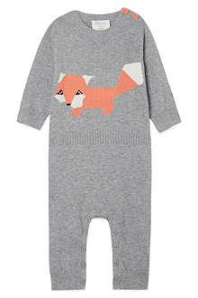BONNIE BABY Fox playsuit 0-12 months