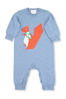 BONNIE BABY Squirrel playsuit 0-12 months