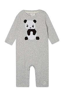 BONNIE BABY Panda sleepsuit 0-18 months