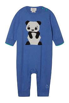 BONNIE BABY Panda instaria playsuit 0-12 months