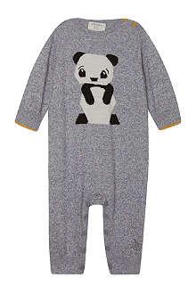 BONNIE BABY Panda instaria playsuit