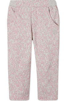 BONNIE BABY Rabbit print jogging bottoms 2-3 years