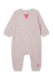 BONNIE BABY Rabbit print playsuit 0-18 months