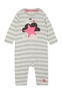 BONNIE BABY Star print playsuit 0-18 months