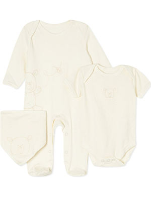 NATURES PUREST Basics 5 piece set 0-3 months
