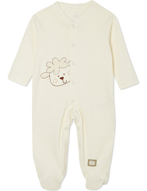 NATURES PUREST Sleepy Sheepy sleepsuit 3-6 months