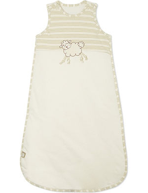 NATURES PUREST Sleepy Sheepy sleepbag