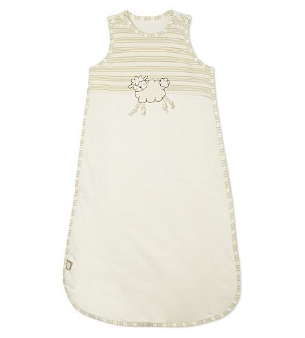 NATURES PUREST Sleepy Sheepy sleepbag (Cream