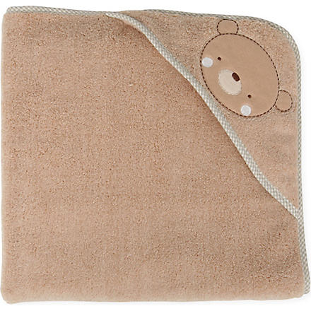 NATURES PUREST Teddy & Ele cuddle robe (Brown