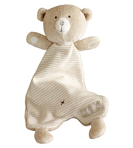 NATURES PUREST Hug Me Bear comforter (Brown