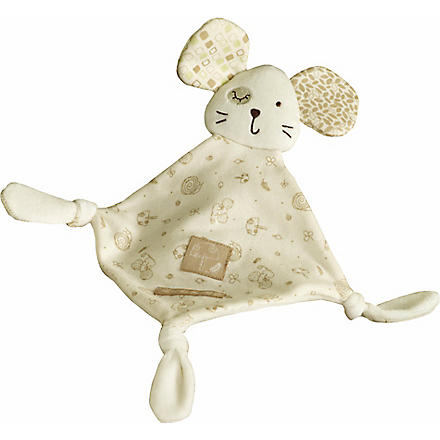 NATURES PUREST MeeMee mouse comforter (Cream/brown