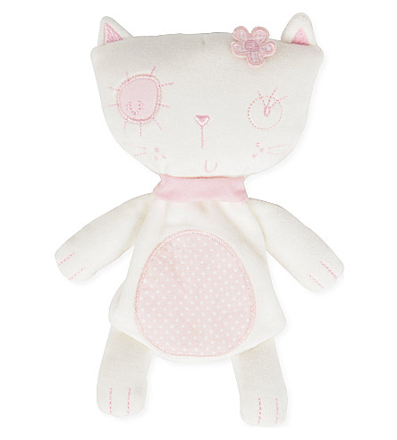 NATURES PUREST So Sweet cat comforter (Cream/pink