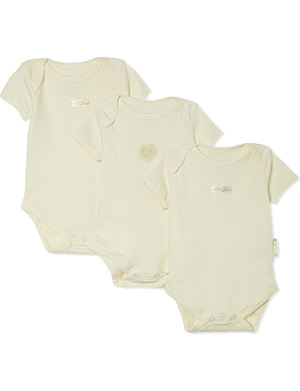 NATURES PUREST Pure Love bodysuits set 0-3 months