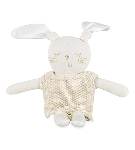 NATURES PUREST Pure Love girl bunny (White