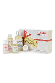 BOO BOO Mummy and Me pamper kit