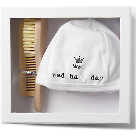 BAMBAM 'Bad Hair Day' giftbox (White