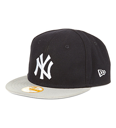 NEW ERA New York Yankees baseball cap (63 black/grey