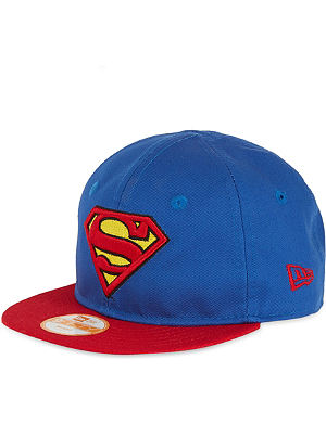NEW ERA Superman 9FIFTY infant snapback cap