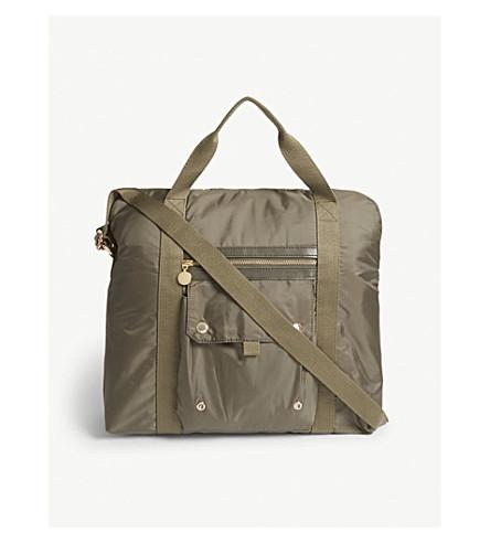 STELLA MCCARTNEY Fern changing bag (Khaki