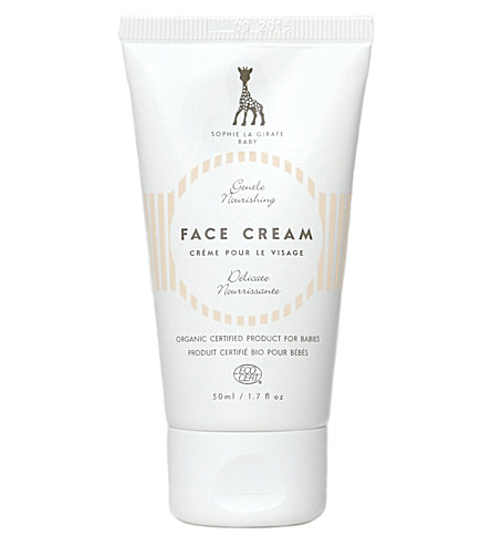 SOPHIE THE GIRAFFE Baby face cream 50ml