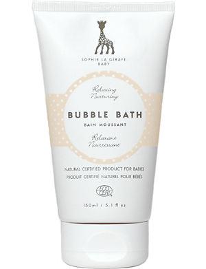 SOPHIE THE GIRAFFE Baby bubble bath 150ml