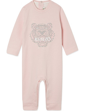KENZO Core tiger sleepsuit 1-12 months