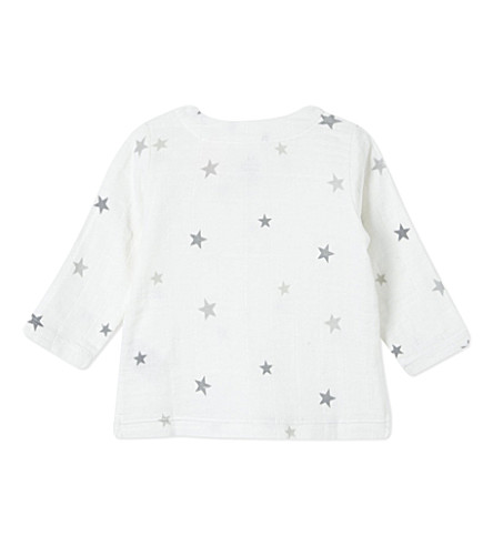 ADEN + ANAIS Tunic top 3-6 months (Twinkle+tiny+star