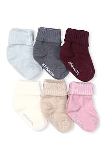 ETIQUETTE SOCKS Etiquette Clothiers cotton girls socks