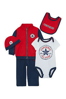 CONVERSE Five-piece baby set 0-12 months