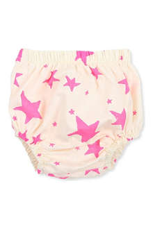 NOE AND ZOE Star baby bloomers 0-18 months