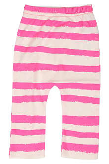 NOE AND ZOE Striped leggings 0-24 months