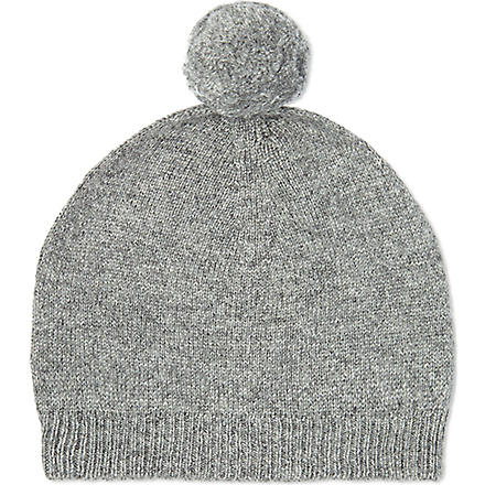 BELLE ENFANT Laurie pompom hat XS-L (Grey