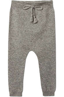 BELLE ENFANT Laurie charcoal leggings 6-12 months