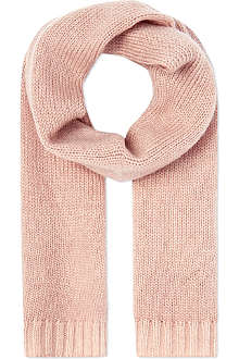 BELLE ENFANT Laurie plain scarf