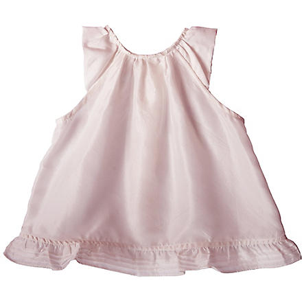 BELLE ENFANT Celine silk top 0-24 months (Blush
