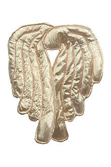 BELLE ENFANT Metallic fairy wings