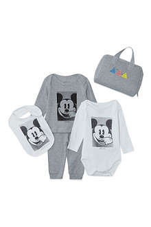 ELEVEN PARIS Mickey Mouse baby set 3-18 months