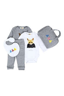 ELEVEN PARIS Litte Fox mini gift set 3-18 months