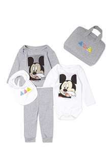 ELEVEN PARIS Mickey mini gift set 3-18 months