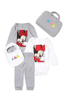 ELEVEN PARIS Minnie mini gift set 3-18 months