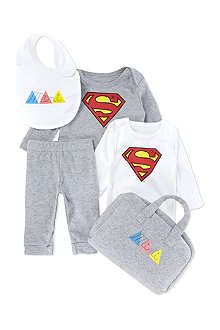 ELEVEN PARIS Mini Superman gift set 3-18 months