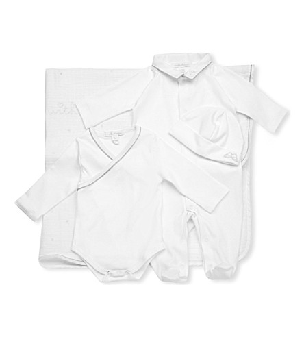 MARIE CHANTAL Baby Come Home gift set (White