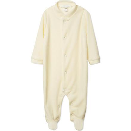 MARIE CHANTAL Angel winged sleepsuit 0-6 months (Cream