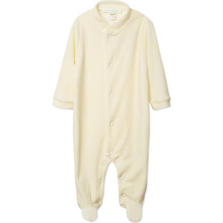 MARIE CHANTAL Angel winged sleepsuit 0-6 months (Cream
