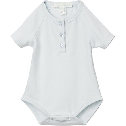 MARIE CHANTAL Short sleeved body suit 0-12 months (Blue