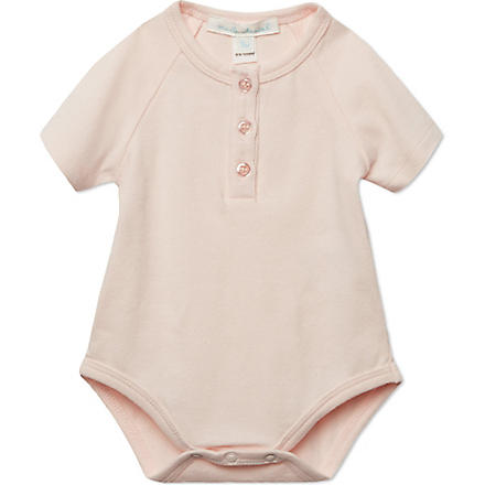 MARIE CHANTAL Short sleeved body suit 0-12 months (Pink